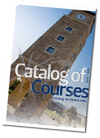 Fort Lewis College Catalog of Courses